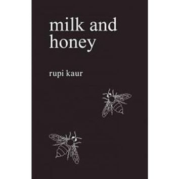 Milk and Honey by Rupi Kaur (Paperback)