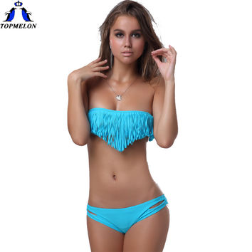 bikinis set swimwear women Bandeau bikinis set  biquinis low waist bikinis set  bathing suit Swimwear Female swimming suit
