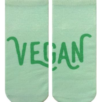 Vegan Ankle Socks