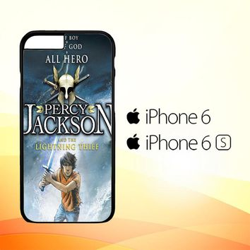 Percy Jackson and the Lightning Thief X0493 iPhone 6|6S Case