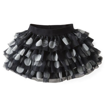 Lined Tulle Tutu Skirt