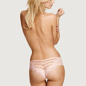 Strappy Bow-back Cheeky Panty - Sexy Little Things - Victoria's Secret
