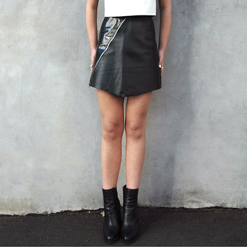 SUBSTANTIAL ZIP SKIRT