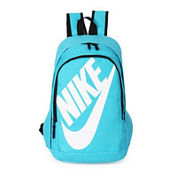 NIKE Fashion Letters Sports Shoulder bag Backpack