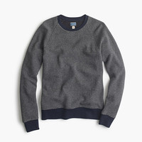 J.Crew Mens Bird's-Eye Sweatshirt