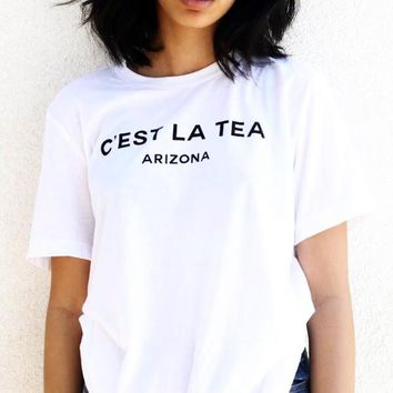 C'est La Tea | ARIZONA Signature T-Shirt