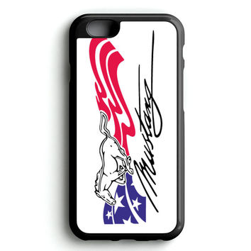 Ford Mustang Logo Art iPhone 4s iphone 5s iphone 5c iphone 6 Plus Case | iPod Touch 4 iPod Touch 5 Case