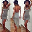 Casual Glam Dress