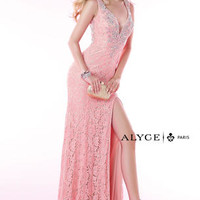 Alyce Prom 6424 Alyce Paris Prom Lillian's Prom Boutique