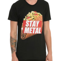 Miss May I Taco Stay Metal T-Shirt