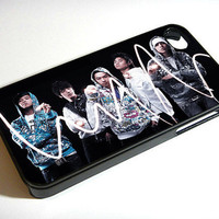 BigBang KPop - iPhone 4 Case - iPhone 4S Case - iPhone 5 Case Cover 5T3VZ