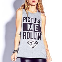 Picture Me Muscle Tee