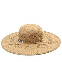 Roxy Shady Days Hat - Womens Hat - Brown - One
