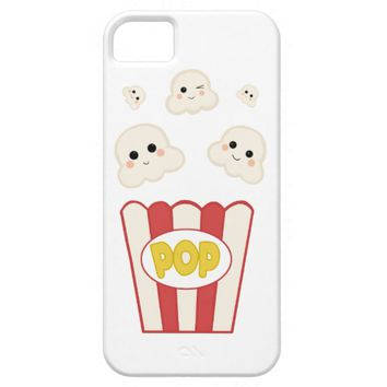 Cute Kawaii Popcorn iPhone SE/5/5s Case