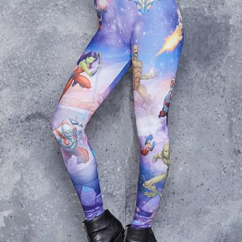 GUARDIANS OF THE GALAXY MF LEGGINGS