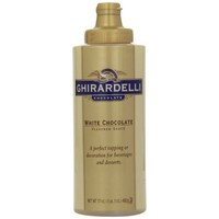 Ghirardelli White Chocolate Flavored Sauce, 17 Ounce Bottles - Walmart.com