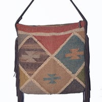 India Traditional Handmade Wool Jute Rug Rag Bag,Purse,Specially Women Purse,Special Occasion Boho Bags,Hippie Killim Look Purse,