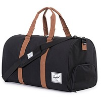 Novel Duffle Bag in Black by Herschel Supply Co.