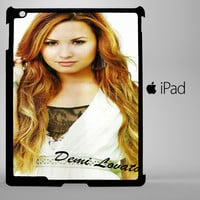 Demi Lovato iPad 2, iPad 3, iPad 4, iPad Mini and iPad Air Cases