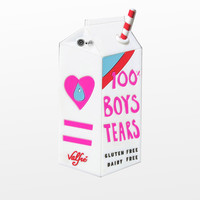 Carton Of Boys Tears 3D Iphone 6 Case