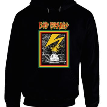Official Bad Brains Hoodie