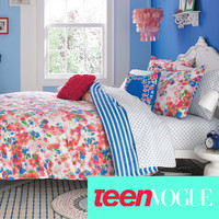 Teen Vogue Rosie Posie Cotton 3-piece Comforter Set