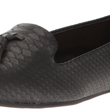 Aldo Women's Auchi Ballet Flat Black Synthetic 7 B(M) US '