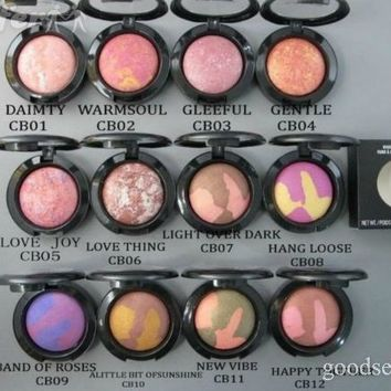 MAC MINERALIZE BLUSH makeup blush Baking 3.5G(12pcs)