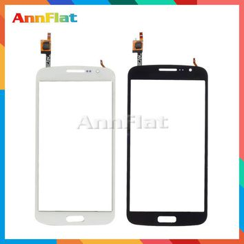 "High Quality 5.25"" For Samsung Galaxy Grand 2 G7102 G7105 Touch Screen Digitizer Front Glass Lens Sensor Panel"