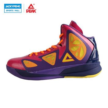 PEAK Basketball Shoes For Men Women Eagle II Men Basket Femme 2017 Cushion-3 Tech Competitions Sneaker World Cup Ankle Boots