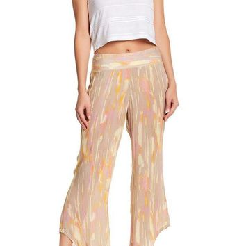 Free People | Dancing Days Pull On Print Pant