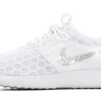 Nike Juvenate + Swarovski Crystals - White