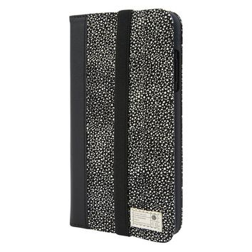HEX - Icon Wallet Stingray Leather iPhone XS Max Phone Case
