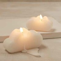 Huzi Cloud Candle Set