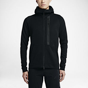 The Nike Tech Fleece Hero Full-Zip Men's Hoodie.
