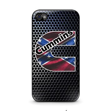cummins 2 iphone 4 4s case cover  number 1