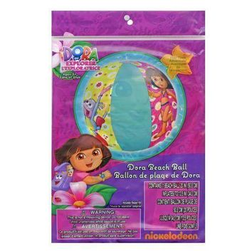 Dora The Explorer Inflatable 20 Beach Ball 2 Pieces