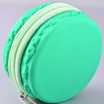 Macaroon Coin Purse - Mint