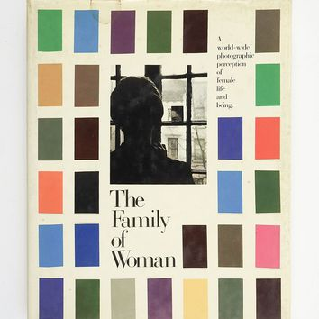 The Family of Woman Photographic Perceptions Book