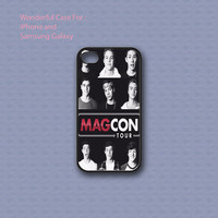 Magcon Boys - Print on hard cover for iPhone case and Samsung Galaxy case