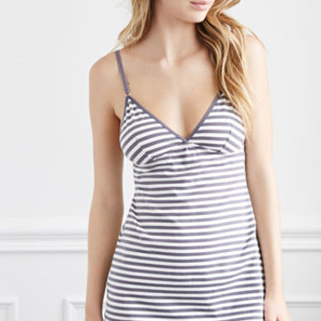 Striped Cami Nightdress