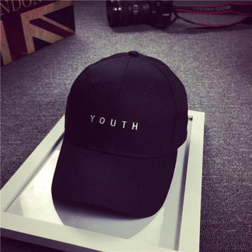 Youth Hat Snapback Cap