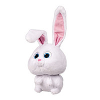 Universal Studios The Secret Life of Pets Snowball Plush New with Tag