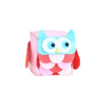 Ruby the Owl Dog Toy