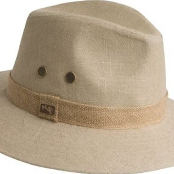 Bailey of Hollywood Men's Bodmer 90039 Hat,Pumice,S US