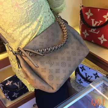 HCXX 19Aug 025 d LV M53913 Louis Vuitton Babylone Fashion Casual Flight Bag Hight-capacity Handbag Size 24-24-14CM