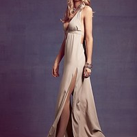 Saunder Womens Eve Gown