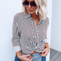 She's The Coolest Top: Black/White