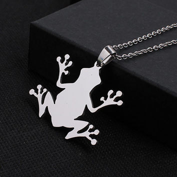 Frog Pendant, Toad Pendant, Frog Charm, Toad Pendant, Tree Frog Pendant, frog stamp blank, frog necklace, toad necklace, frog, toad, tadpole