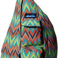 KAVU Rope Bag, Retro Arrow, One Size